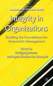 Integrity in Organzations