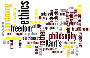 A Comparison between the Moral Philosophy of John Stuart Mill and Immanuel Kant